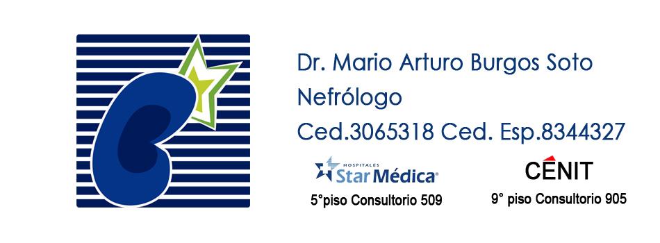 Dr.Mario Arturo Burgos Soto